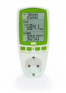 medidor consumo electricidad