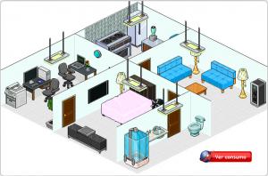 simulador consumo hogar