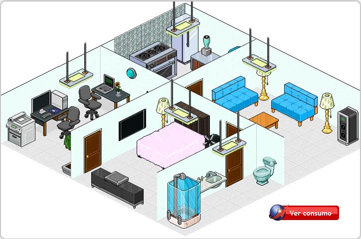 Simulador de consumo electrico para un hogar