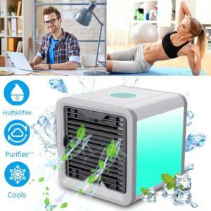 aire acondicionado personal